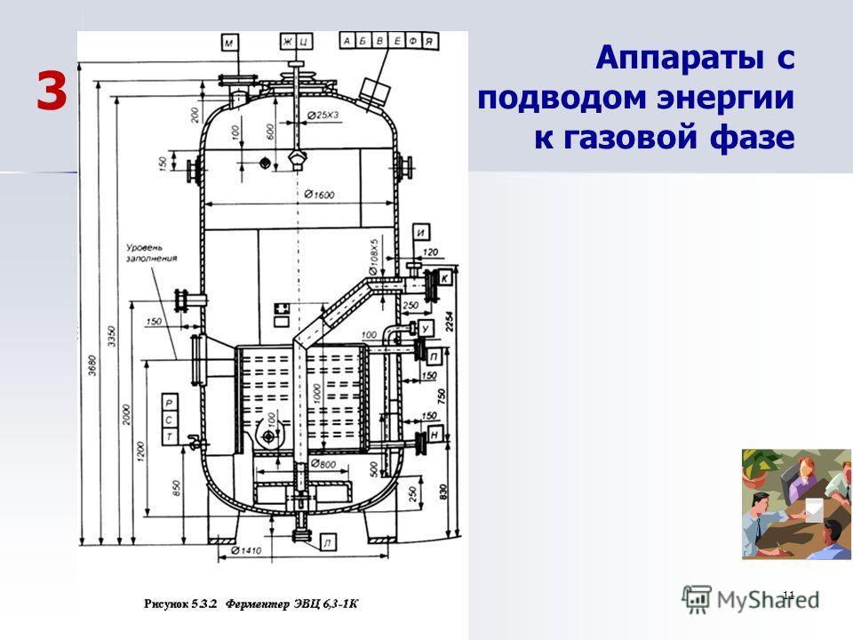 11 Аппараты с подводом энергии к газовой фазе 3