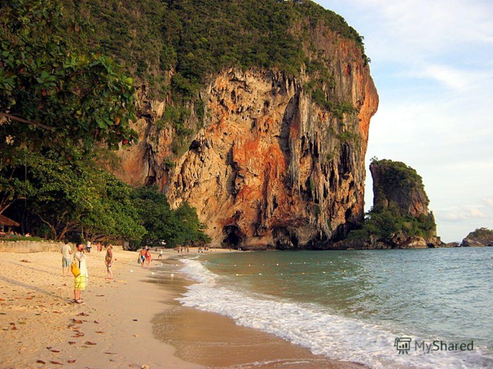 Рейлей и окружающее побережье области Краби (расположенное на Юге Таиланда) являются тропическим раем, характеризуемым высокими бурными утесами, бирюзовой водой и белым песком. От этой области также просто совершить путешествие в соседний Пханг-Нга,