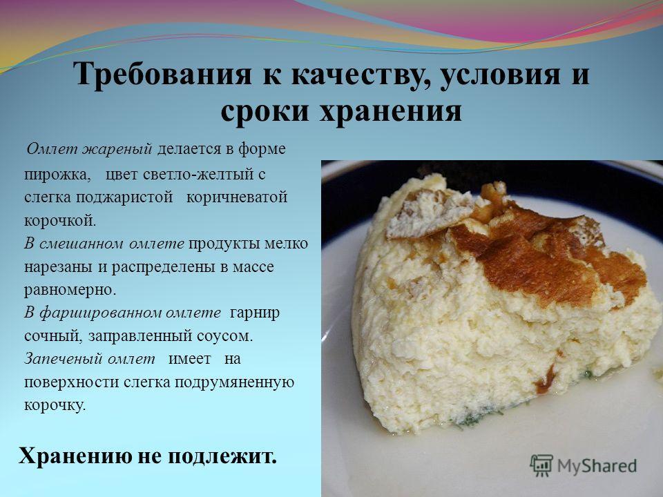 Сроки хранения кекса творожного