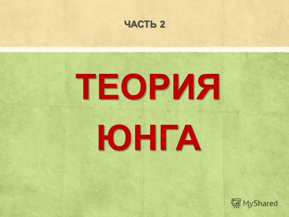 9 ТЕОРИЯЮНГА ЧАСТЬ 2