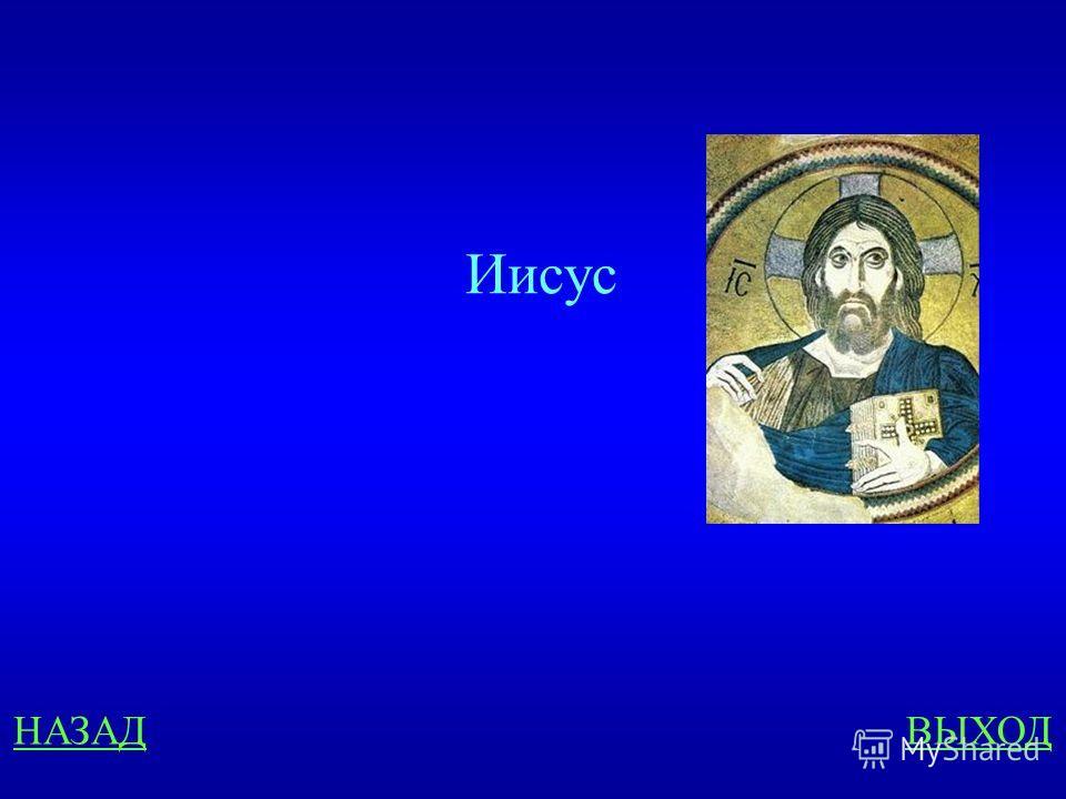 Святые 300 Центральная личность в христианстве, которое рассматривает его как Мессию, предсказанного в Ветхом Завете ответ