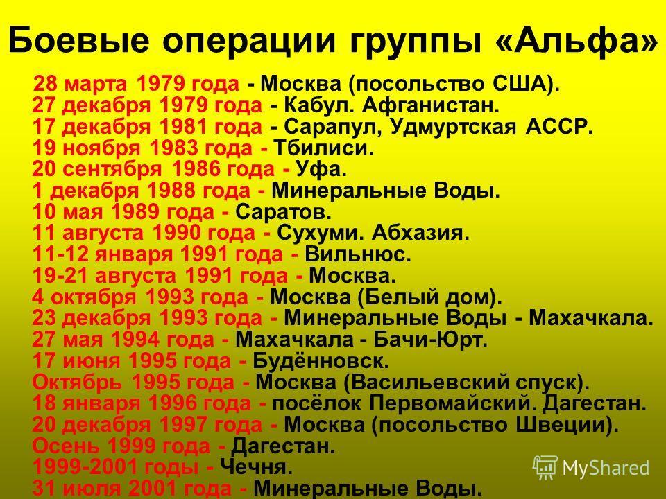 Историческая справка: Группа