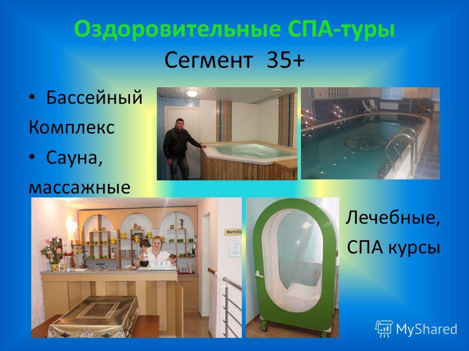 Бассейный Комплекс Сауна, массажные Лечебные, СПА курсы
