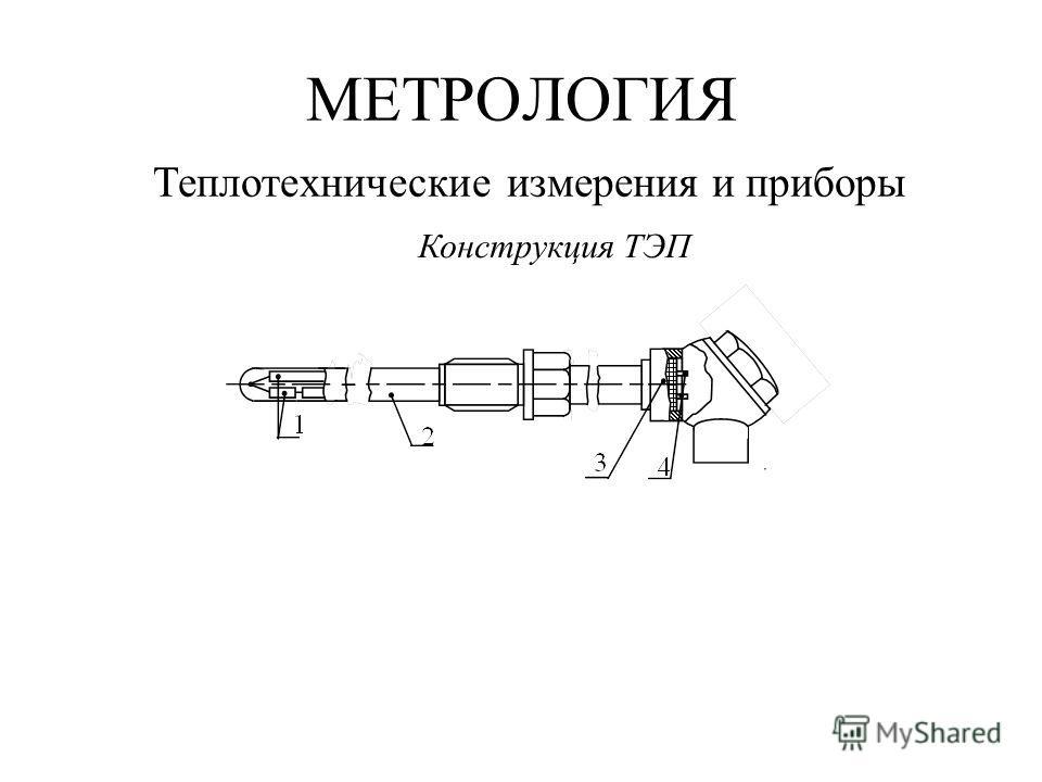 Конструкция ТЭП
