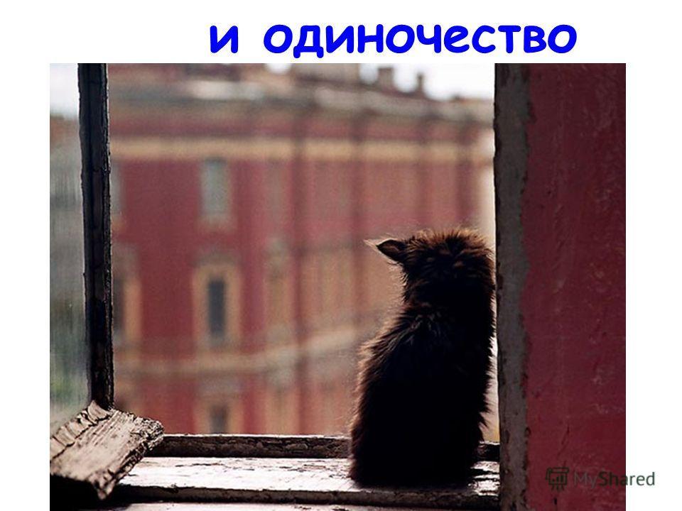 и одиночество