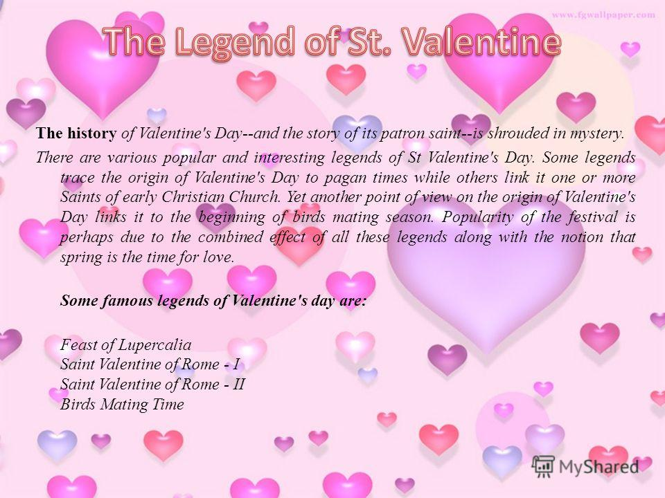3 The History Of Valentineu0027s ...