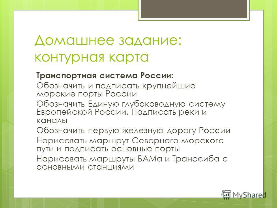 "Презентация на тему: ""Транспорт России Современное ...: http://www.myshared.ru/slide/774500/"