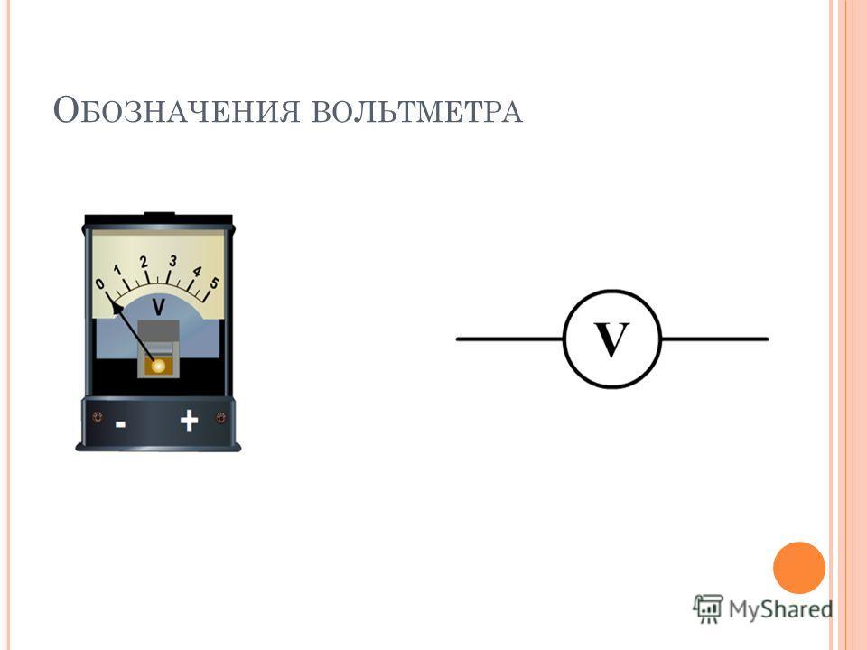Ц ЕЛЬ УРОКА Познакомиться с вольтметром. Изучить правила измерения напряжения вольтметром. Научиться проводить измерения напряжения, собирать электрическую цепь с вольтметром, самостоятельно применять знания в новых условиях.