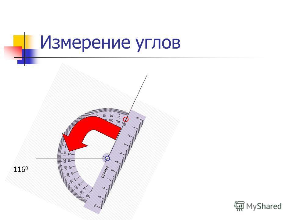 Измерение углов