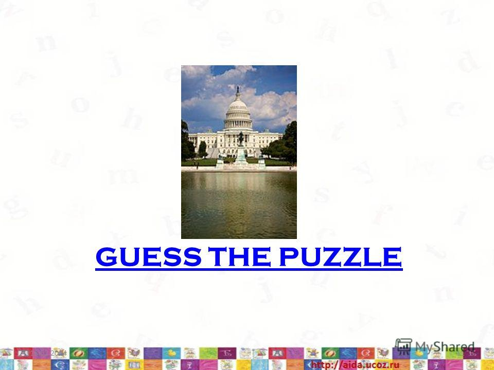 GUESS THE PUZZLE 18.02.201411