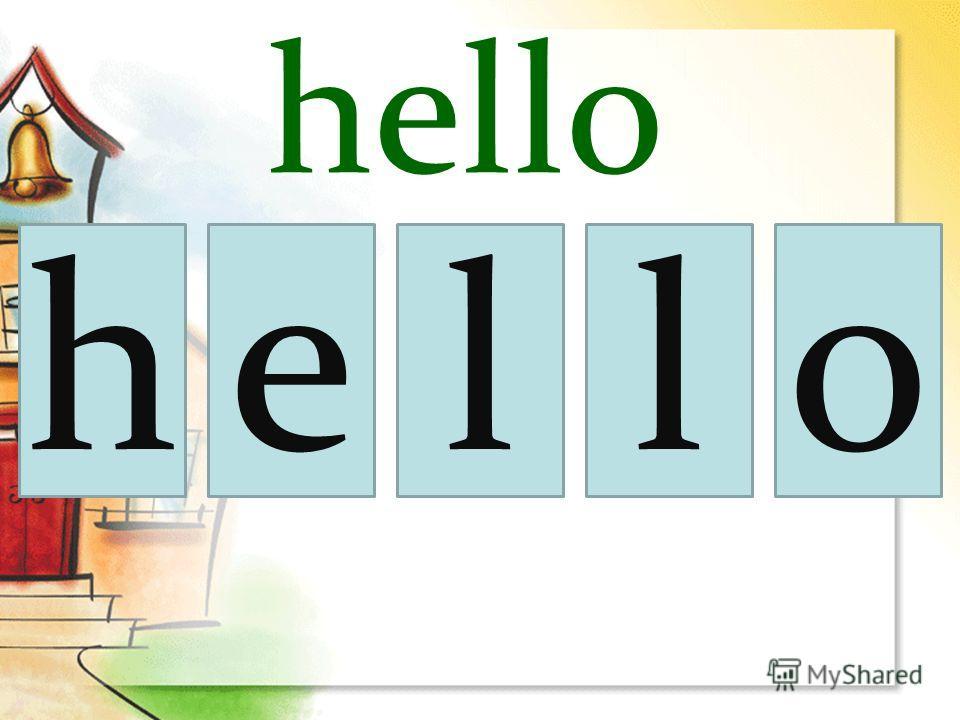 ehllo hello
