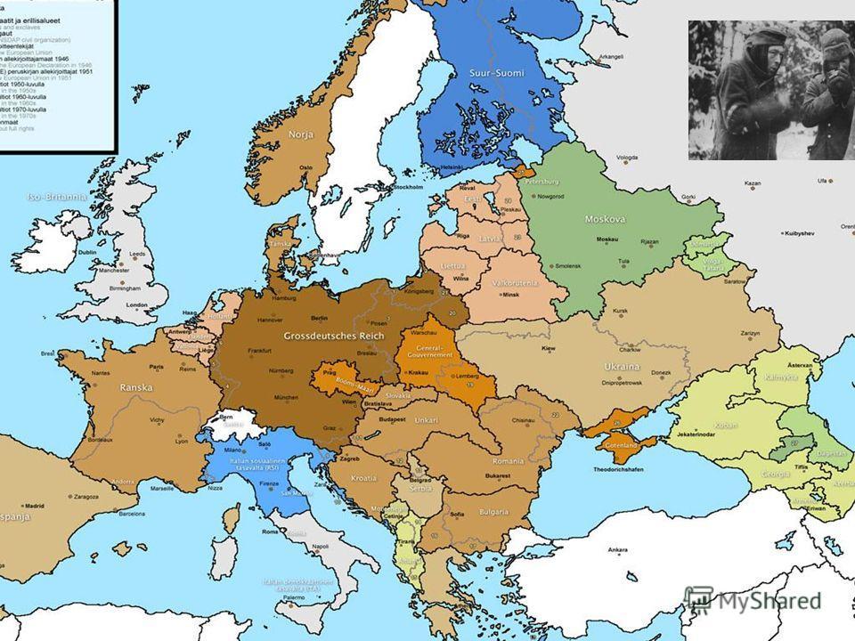 Потери третьего рейха в начальный период войны В итоге зимнего наступления Красной Армии было уничтожено до 50 немецких дивизий Германия оказалась перед фактом затяжной войны Гитлер снял с постов 34 генерала и принял руководство вермахта на себя, был