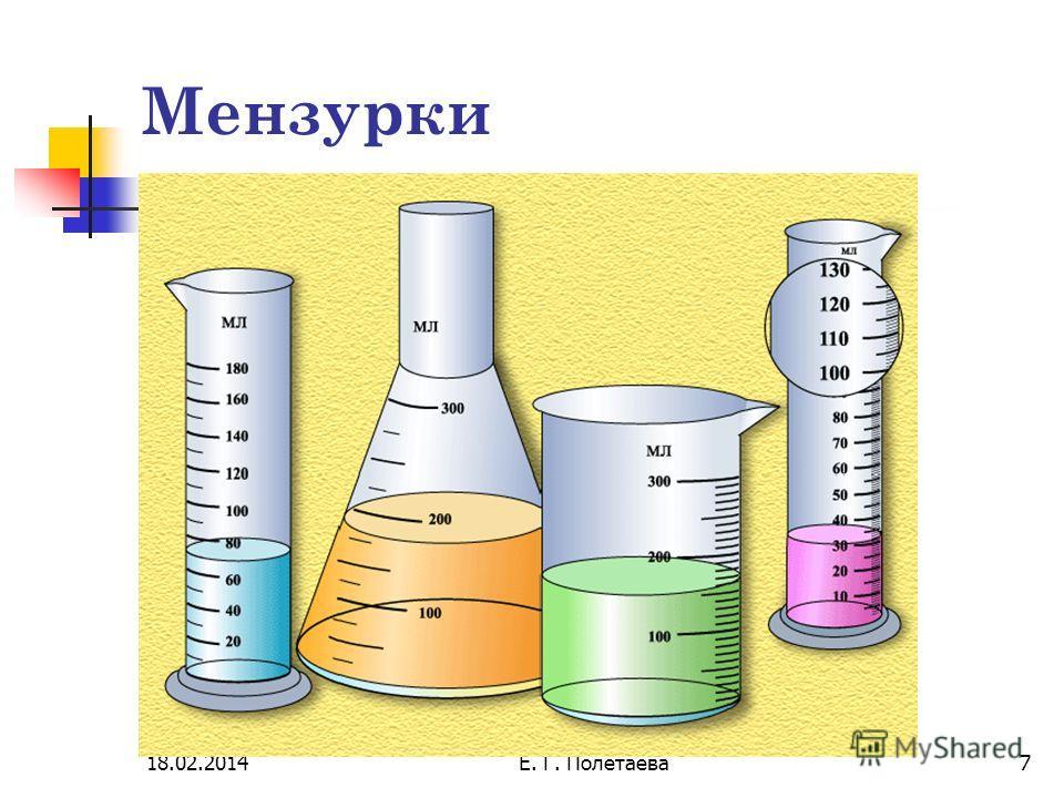 Мензурки 18.02.2014Е. Г. Полетаева7