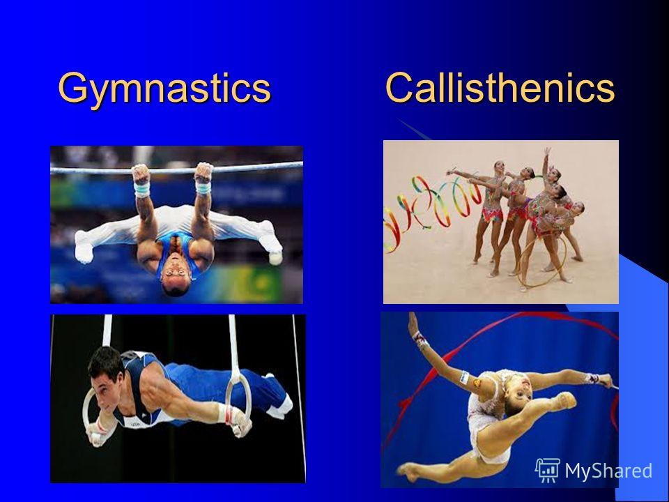Gymnastics Callisthenics
