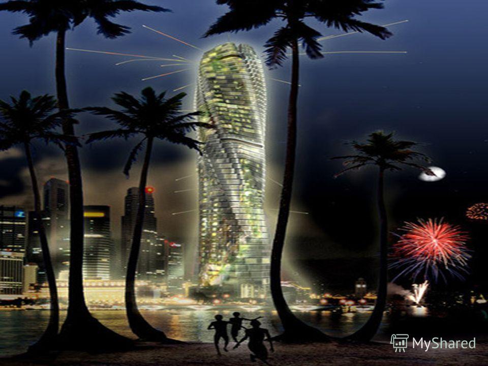 Проектирование подобных городов происходит с применением современных технологий, также в области возобновляемых источников энергии, таких как солнечная энергия, энергия ветра. Таким образом, такой эко - город, будет представлять собой лаконичную, пол