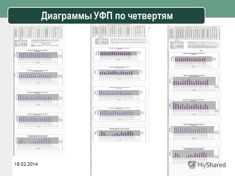 19.02.2014 Диаграммы УФП по четвертям