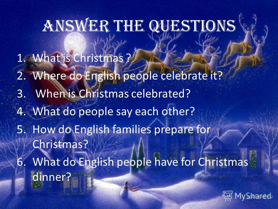 7 answer - When Is Christmas Celebrated
