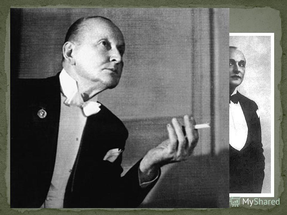 Кинодебют Вертинского состоялся в 1912 году в фильме Ильи Толстого по рассказу отца «Чем люди живы?», где ему досталась роль Ангела, который падал «с небес» в снег. Он снялся в нескольких немых фильмах студии Ханжонкова во второстепенных ролях; извес