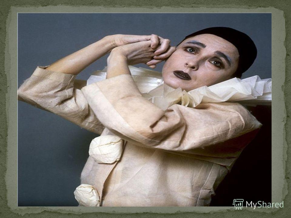 Образ Пьеро «комичный страдалец, в котором сквозь его манеру видны истинное страдание и благородство. Это один из самых известных образов Вертинского.