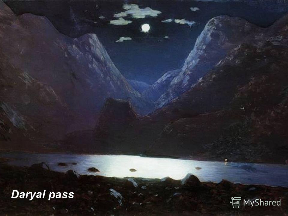 Daryal pass