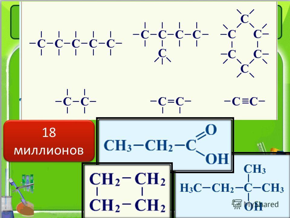 - химия соединений углерода