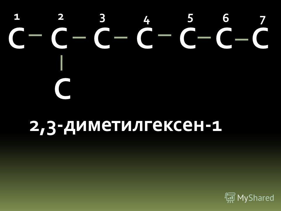 С С С 2-метил-2-этилбутан 123 4 С2Н5С2Н5