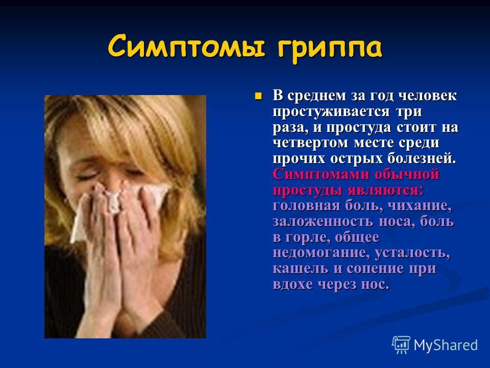 Экономический ущерб от Экономический ущерб от гриппа составляет гриппа составляет 10 млрд. рублей ежегодно 10 млрд. рублей ежегодно