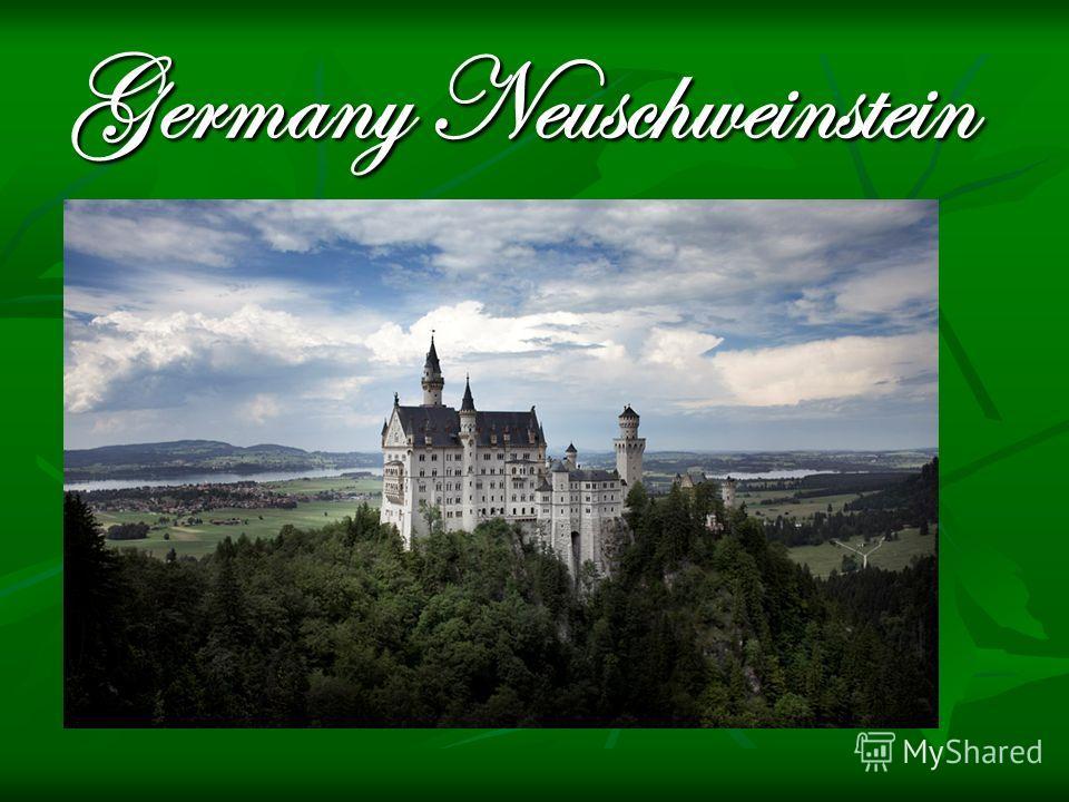 Germany Neuschweinstein