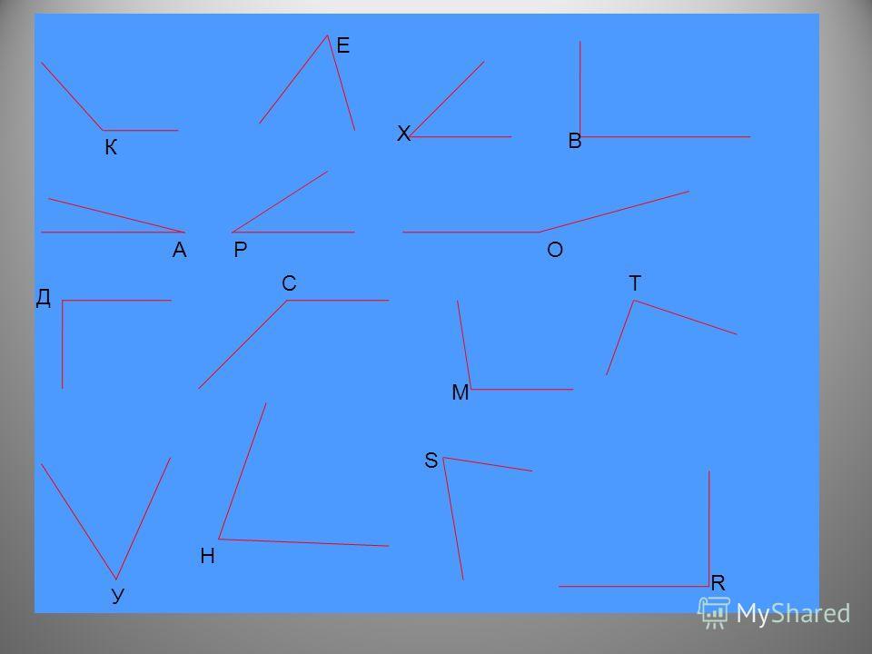 На каком чертеже луч ОМ является биссектрисой? 1. 2. 3. А О М С А В М К О А М С О