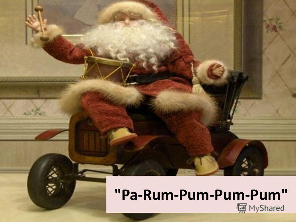Pa-Rum-Pum-Pum-Pum