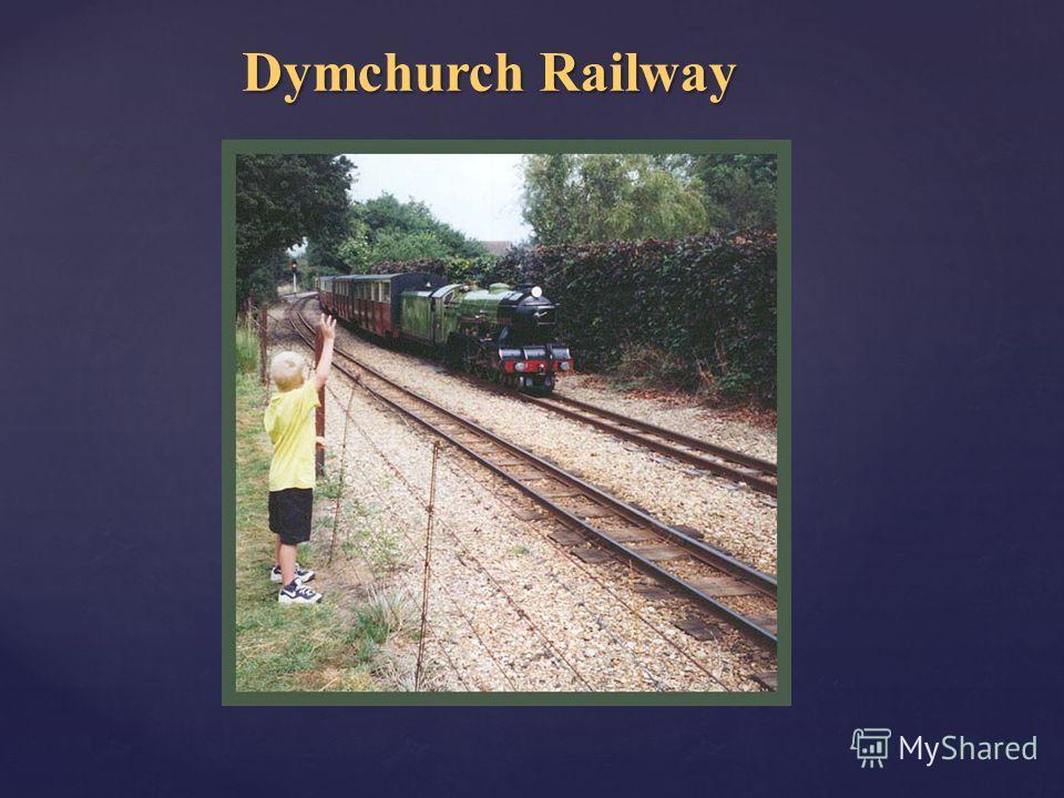Dymchurch Railway Dymchurch Railway