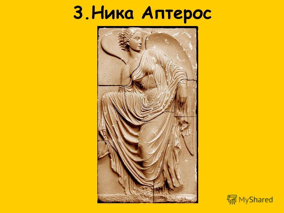3.Ника Аптерос