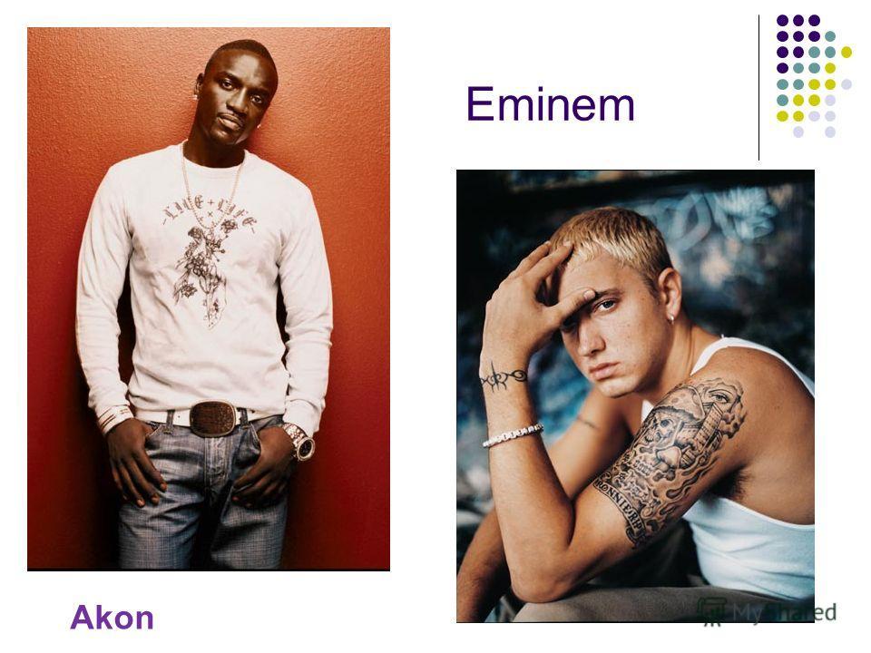 Eminem Akon