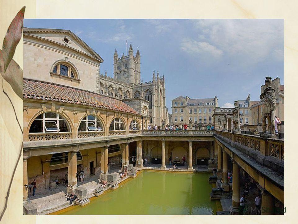 Термы Среди крупнейших общественных построек Древнего Рима необходимо назвать здания терм (общественных бань), являющихся неотъемлемой частью любого города. Так, в Риме их насчитывалось великое множество: 12 больших императорских терм и сотни частных