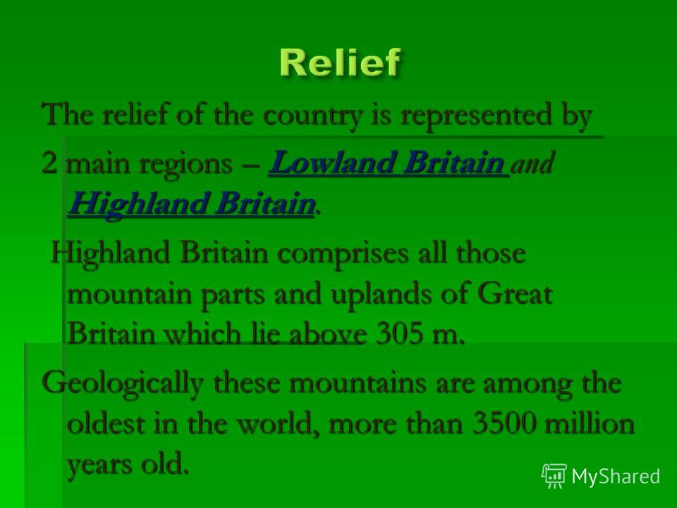 The United Kingdom of Great Britain and Northern Ireland is situated on the British Isles laying of а the north- western coast of Europe and separated from the continent by the English Channel and the Strait of Dover in the south and the North Sea in