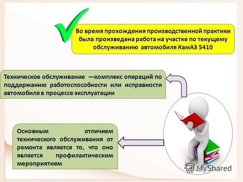 Презентация на тему Отчет о прохождении производственной  6 Основным отличием технического