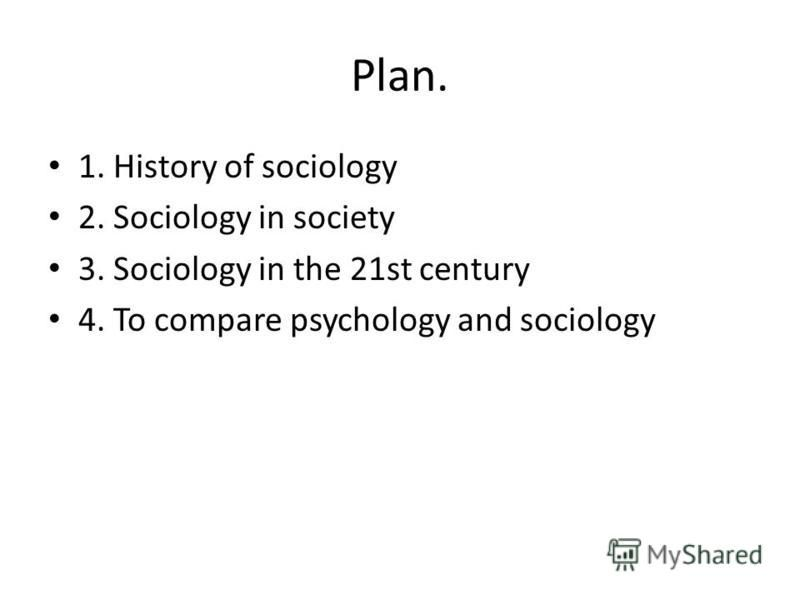 origin development of sociology as a separate Describe how sociology became a separate academic discipline people have been thinking like sociologists long before sociology became a separate academic discipline: plato and aristotle, confucius, khaldun, and voltaire all set the stage for modern sociology.