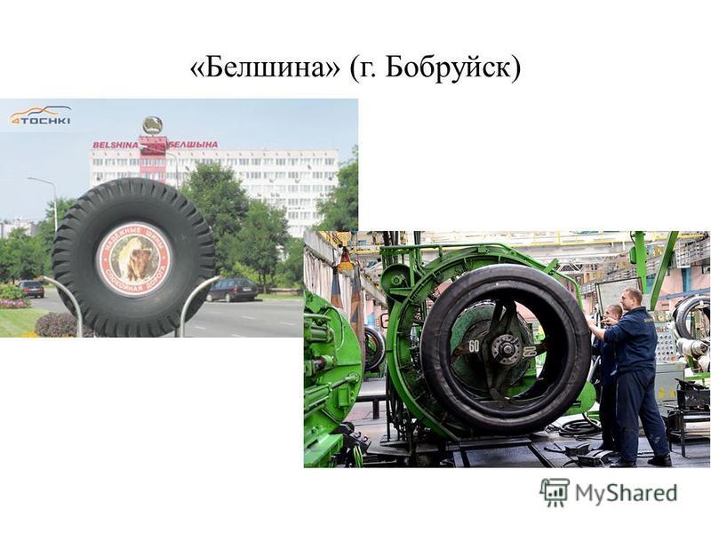 «Белшина» (г. Бобруйск)