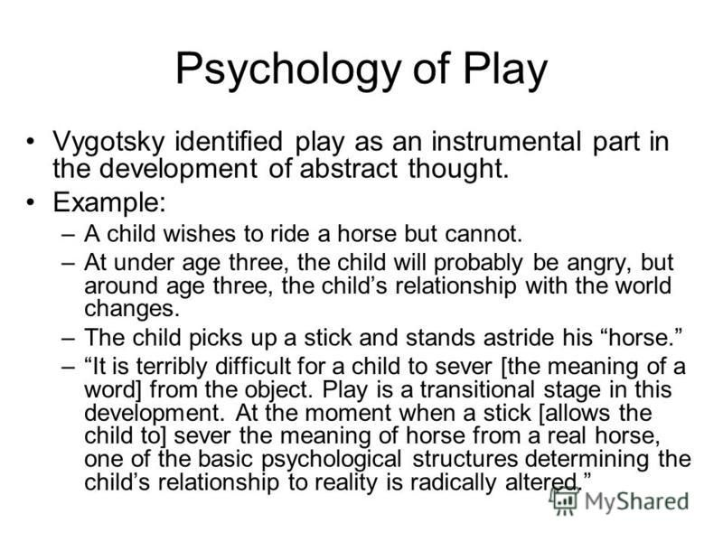 vygotsky and erikson Theories of development - outline freud on erik erikson's theory of psychosocial development vygotsky mind , culture, and.