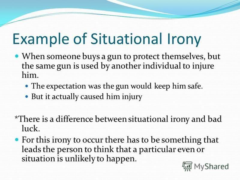 Irony  Define Irony at Dictionarycom