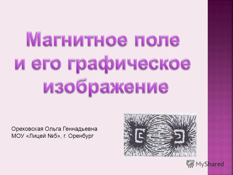 Ореховская Ольга Геннадьевна МОУ «Лицей 5», г. Оренбург