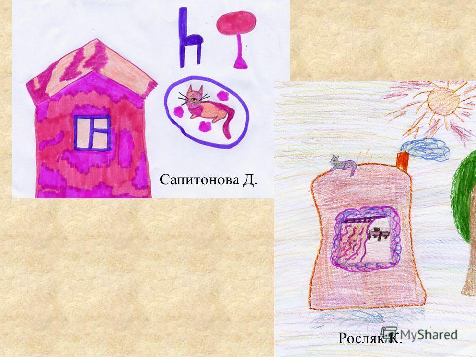 Сапитонова Д. Росляк К.