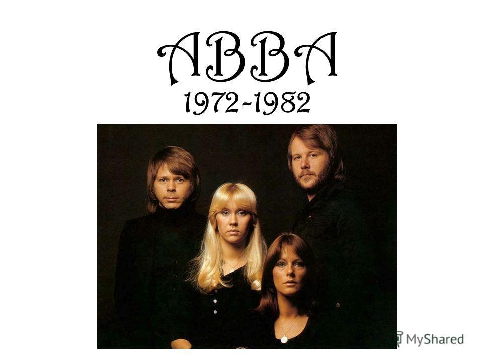 ABBA 1972-1982