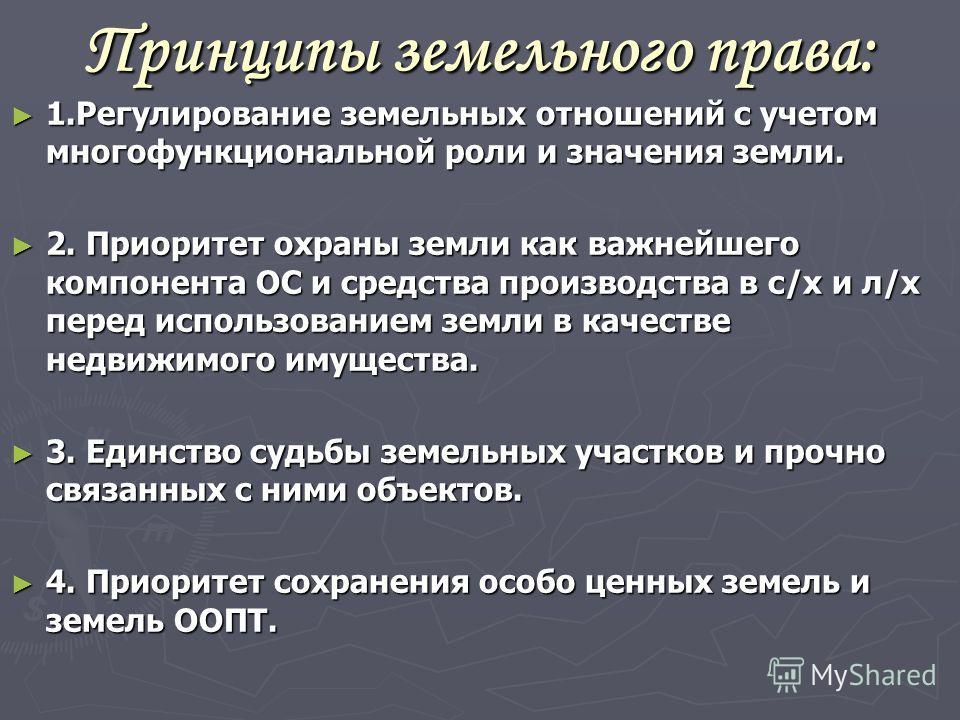 метод земельного права административно- правовой гражданско- правовой Земельно- правовой метод