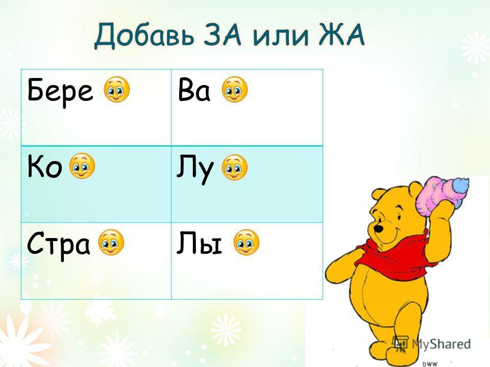 БереВа КоЛу СтраЛы