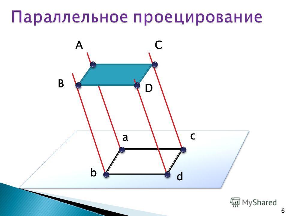6 A B C D a b c d