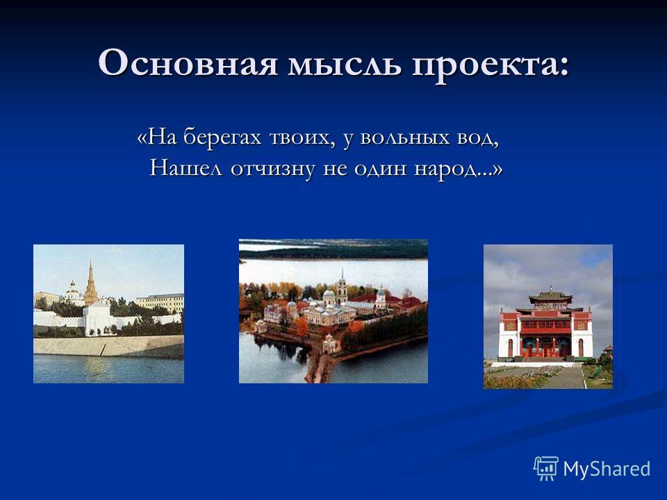 «Мы разные, но вместе мы – Россия » Презентация проекта учащихся 5 класса по краеведению Учитель Т.В. Носова