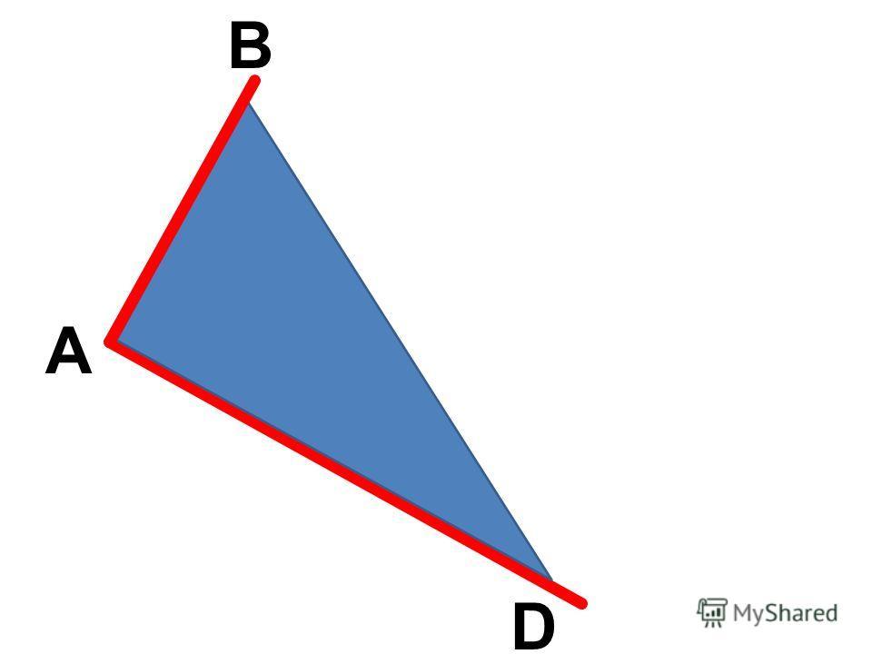Алгоритм построения прямоугольника с помощью угольника