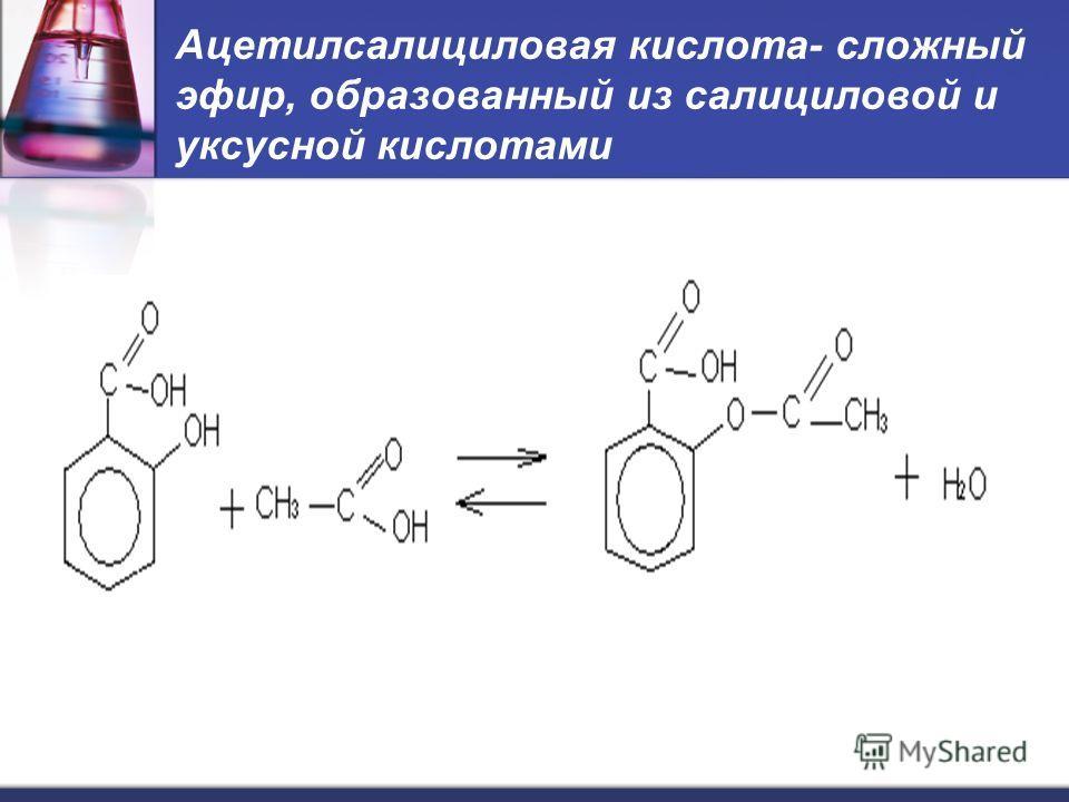 несколько салициловая кислота синтез химические свойства роль