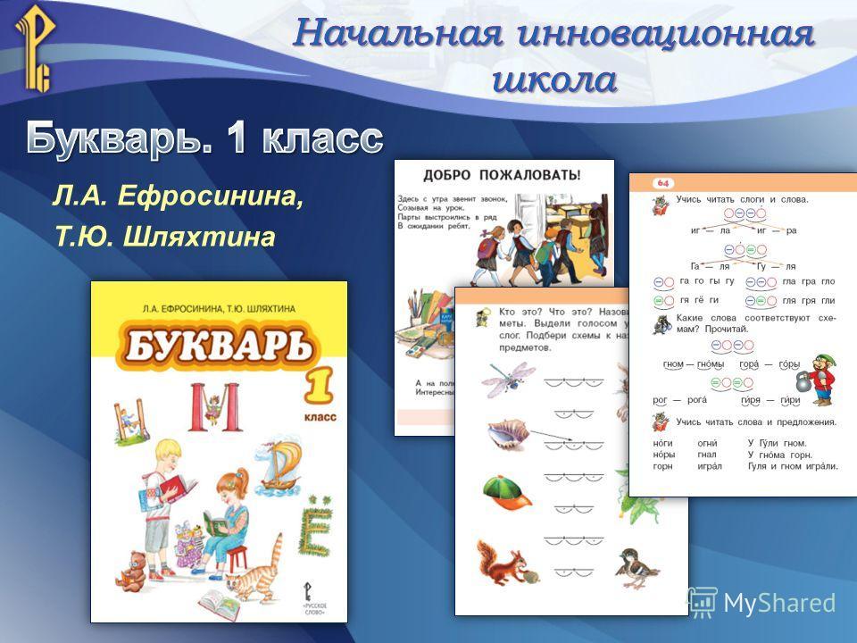 Л.А. Ефросинина, Т.Ю. Шляхтина